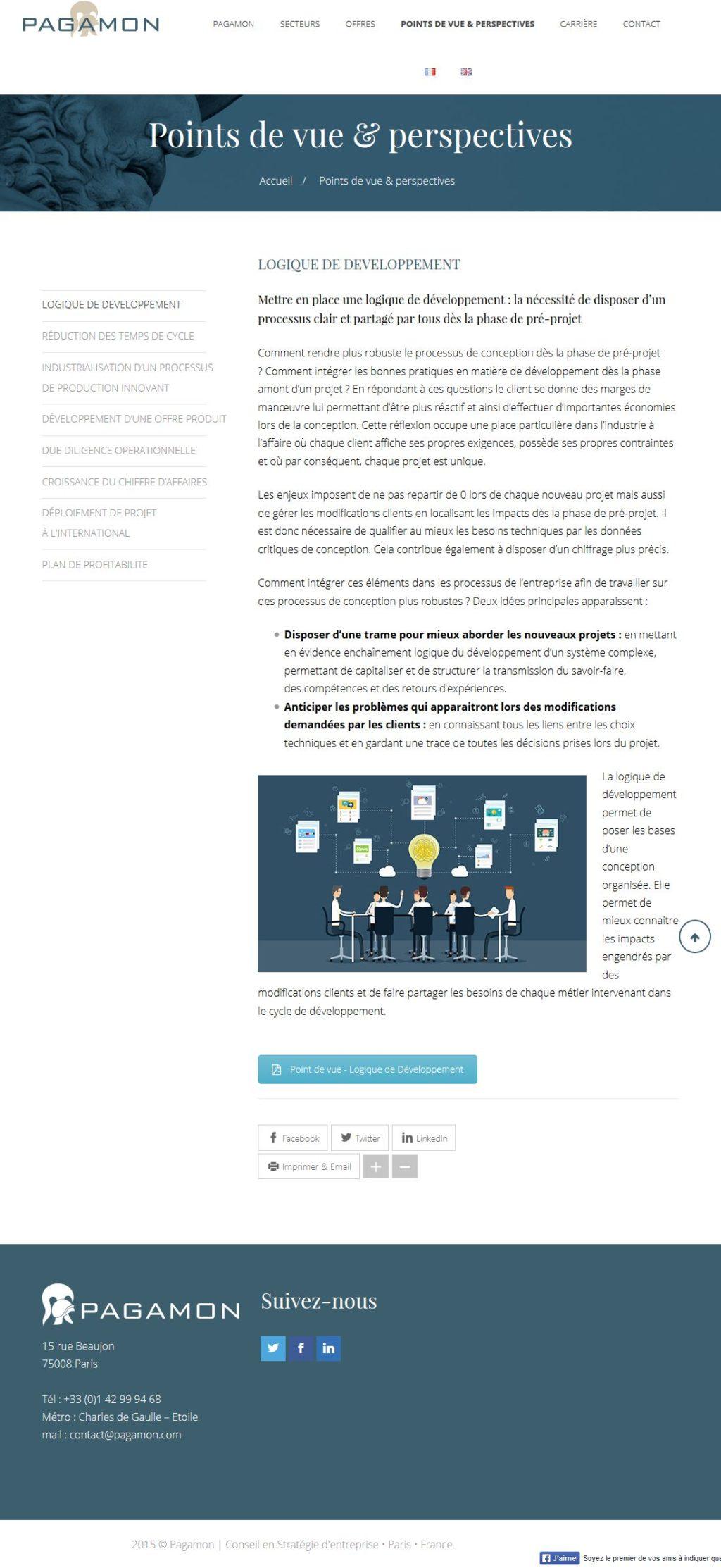 pagamon adstriver agence de communication print digitale