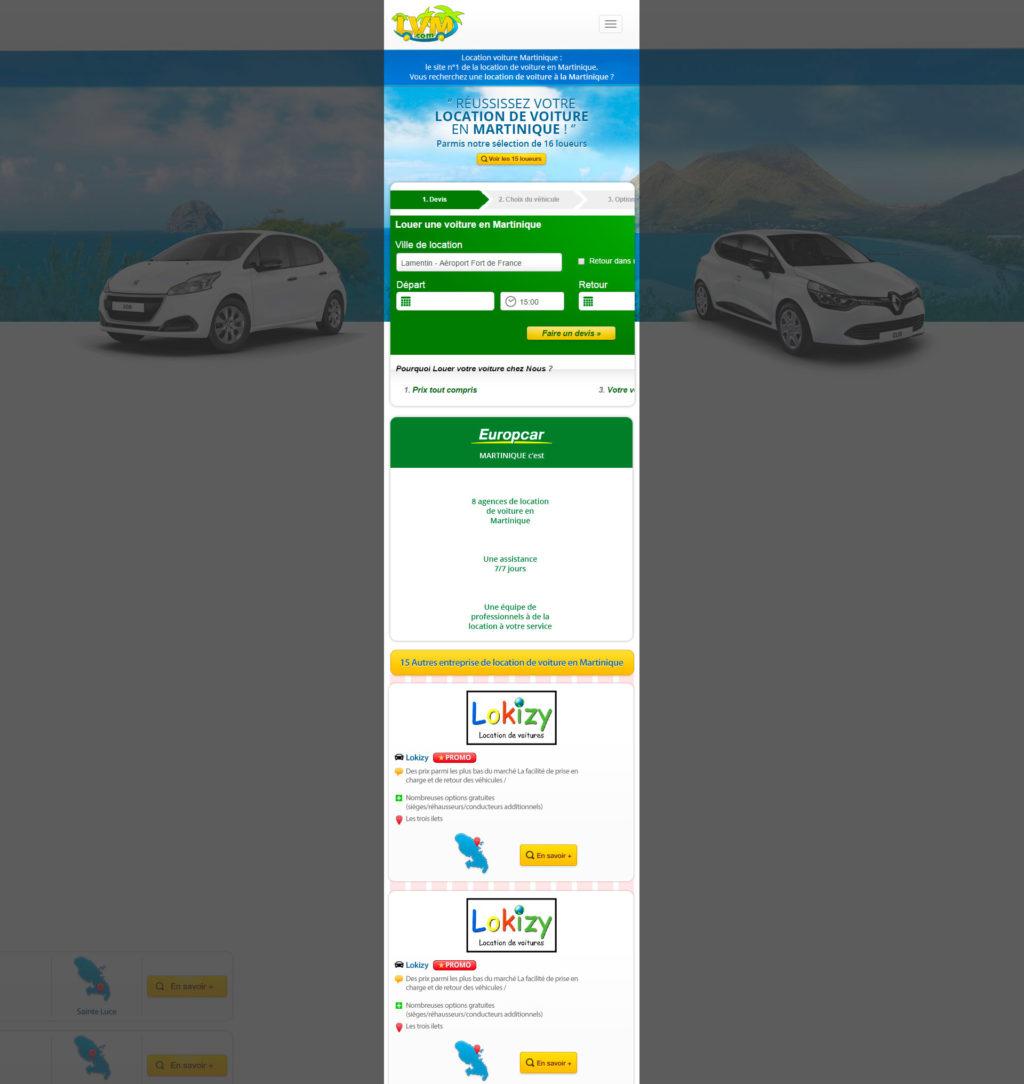 Agence de Communication Visuelle - Création de Site Internet