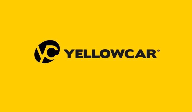 Logotype Garagiste Branding Yellowcar